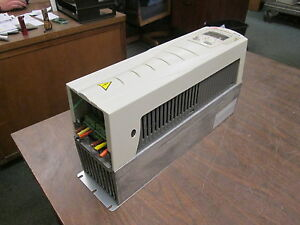 Abb Ac Drive Ach550 uh 023a 4 15hp no Ethernet Cord Used