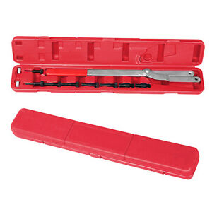 Universal Camshaft Pulley Fan Clutch Removal Holder Set Clutch Alignment Tool