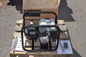 Dayton 13t386 Engine Driven Dredge Pump 4 8hp 2 Port Inlet outlet Gx160 New