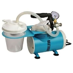 Schuco vac Suction Pump Aspirator Dental medical New