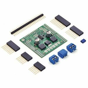 New Mc33926 Dual Motor Driver Shield For Arduino Stepper Controls Drives Motion