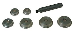 Lisle Tool 12600 Bearing Race And Seal Driver Set Of 6