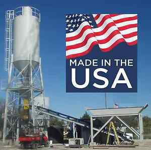 Concrete Plant New Made In Usa