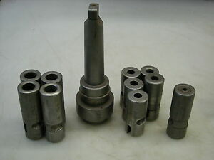 Magic Chuck Size 2 1 1 4 With 4 Mt 4 2 Mt Holders 5 1 Mt Holders