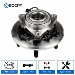 New Front Wheel Bearing Hub Assembly For 06 09 Dodge Ram 1500 5 Lug With Abs