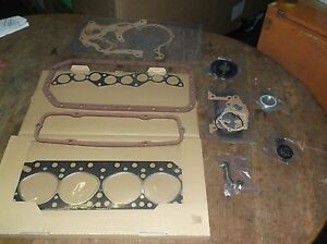 New Toyota 04111 96051 Forklift Fork Lift Truck Engine Overhaul Gasket Kit Set