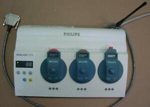 Philips Avalon Cts Fetal Monitor System