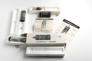 Airpot Actuator Lot Of Four