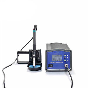 220v Anti static High Frequency Eddy Welding Machine Soldering Iron Station