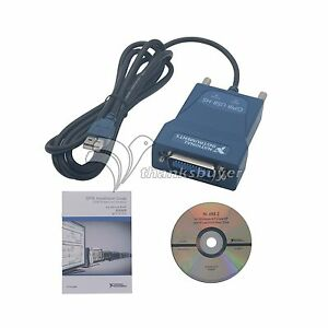 New Sealed Ni Gpib usb hs National Instrumens Interface Adapter Controller Ieee