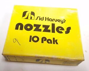 New 10 Pack 85 70 Degree H Sid Harvey Oil Burner Nozzles Boiler Furnace Heater
