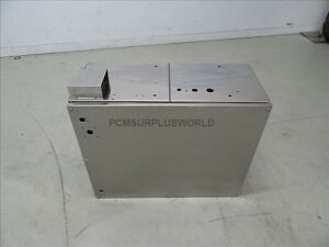 Stainless Steel Electrical Enclosure Box 24 X 30 X 13 Used