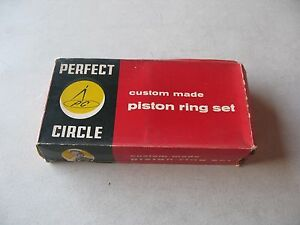 Perfect Circle Piston Ring Set Fit Buick 400 401 430 Chrysler 413 9152kx040