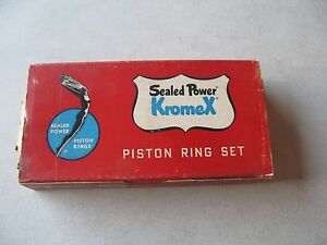 Sealed Power Piston Ring Set Fit Gmc Chevy 409 Engine 5829kx 060