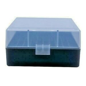AMMO BOXES (5) CLEAR 100 ROUND 223  5.56 - Berry's Plastic Container $32.00