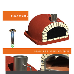 Wood fired Pizza Oven Stand Included