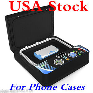 Us Stock 110v Freesub 3d Sublimation Vacuum Heat Press Machine For Phone Cases