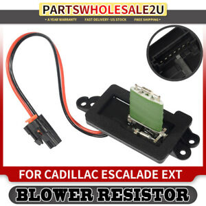 A C Blower Motor Control Resistor For Chevrolet Suburban 1500 2500 02 07 1580582