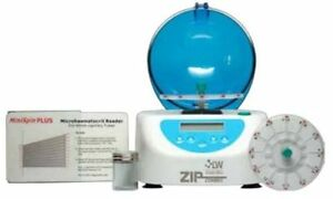 Lw Scientific Zipcombo Microhematocrit Centrifuge W 12 Place Rotor New