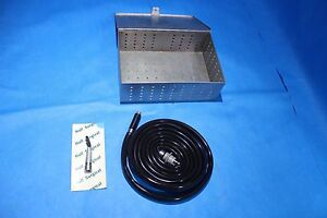 Zimmer Hall Surgical High Low Speed 5056 02 Air Hose ototome drill 5056 05