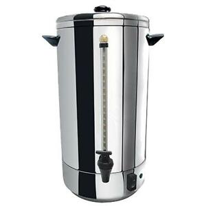 Winco Cu 72 Spectrum Coffee Urn 72 Cup 4 1 2 Gallon Capacity