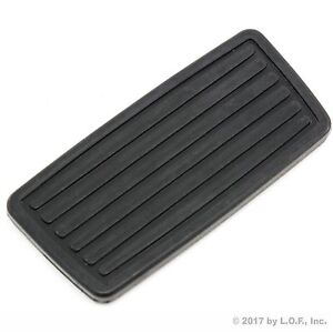 Fits Honda Fits Acura Brake Pedal Pad Rubber Cover A T Automatic Only Rha New