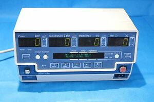Boston Scientific 21880 Generator Patient Monitor Temp Time Impedance