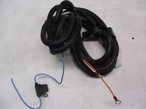 Meyer 15764 Snow Plow Touch Pad Square Plug Wiring Harness