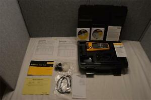New Fluke 975v Indoor Air Quality Analyzer With Velocity Probe Free Ship Usa