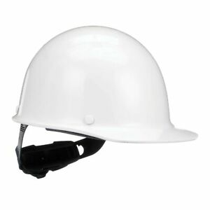 New Msa Safety 475396 Skullgard Cap Hard Hat With Fast Track Suspension White