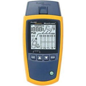 Brand New Fluke Networks Ms2 100 Cable Tester
