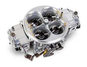 Holley 0 80921bk 1150cfm Factory Refurb Gen Iii Ultra Dominator 4bbl Race Carb