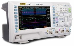 Rigol Ds1054z 50 Mhz 4 Channel Digital Oscilloscope