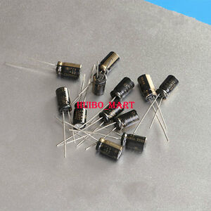 Elna Japan 25v 47uf Audio Grade Electrolytic Capacitors 10pcs 20pcs 50pcs
