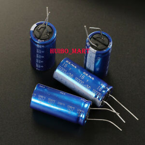 Elna Japan 16v 15000uf Audio Grade Electrolytic Capacitors 10 Pcs 20 Pcs 50pcs
