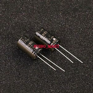 Elna Japan Rfs 220uf 25v Audio Grade Electrolytic Capacitors 10pcs 20pcs 50pcs