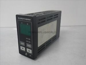 Eurotherm 808 Eurotherm Controls Temperature Controller 32 1200f 100 240vac Used