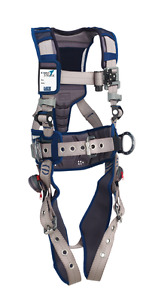 Dbi Sala Exofit Strata Construction Harness Back Front Side D rings