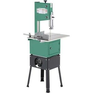 H6246 Grizzly Heavy duty Meat Saw W Sliding Table