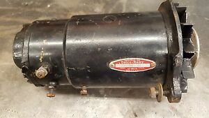 1959 Cadillac Delco Remy Generator Model 1192138 Serial 8j 4 Made In Usa 12 Volt