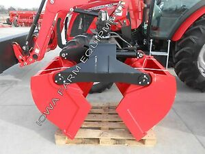 Clamshell Bucket Rotator Dredging Material Bucket icm 1 2cuyd Bolt on Edge