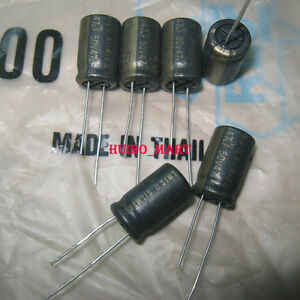 Elna Japan 47uf 50v Audio Grade Electrolytic Capacitors 10pcs 20pcs 50pcs