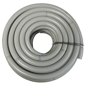 1 2 X 50 Flexible Liquid Tight Non metallic Electrical Pvc Conduit