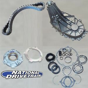 Transfer Case Rear Case Half Chain Bearing Pump Rebuild Kit Np261 ld Only