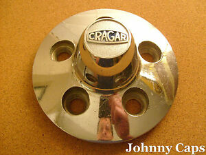 Cragar Wheels Center Cap 29161 Chrome Custom Wheel Center Caps 1