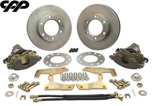 1949 55 Chevy Gmc Truck Front Disc Brake Conversion Kit 6 Lug