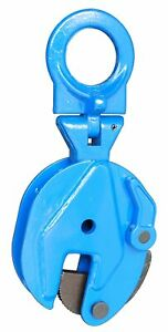 New I lift Equipment Icd1b Universal Plate Clamp 2200 Lb Working Load Limit