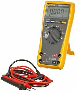 Brand New Fluke 177 Esfp True Rms Digital Multimeter