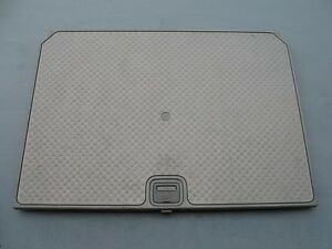 03 04 05 06 Honda Element Rear Trunk Cargo Floor Mat Spare Tire Cover Gray Oem