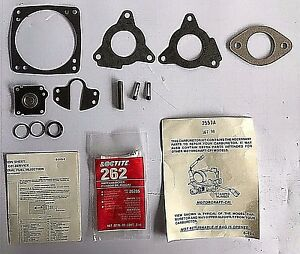 1985 90 1 Barrel Tbi Throttle Body Injector Rebuild Kit 4 Cylinder Ford Mercur